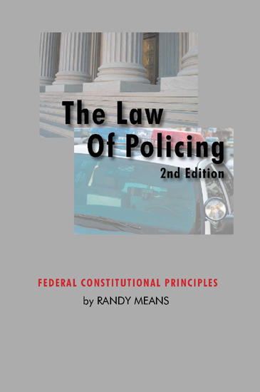 The Law Of Policing