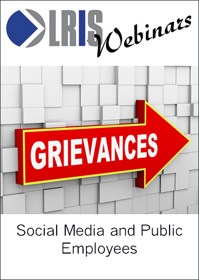 Social Media and Public Employees