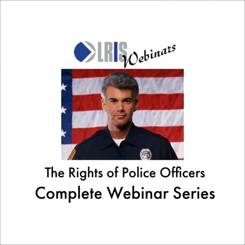 The Rights of Police Officers Webinar