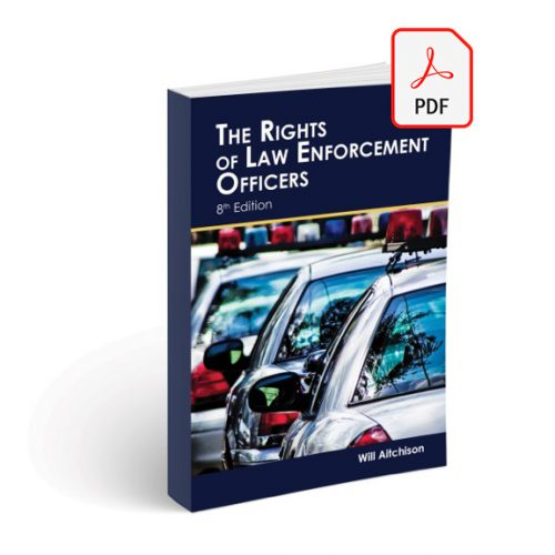 The Rights of Law Enforcement Officers PDF