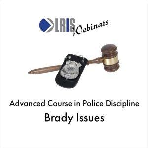 Brady Issues Webinar